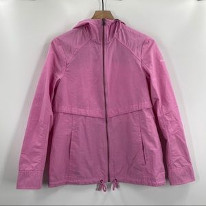 Columbia- Pink Arch Cape Jacket